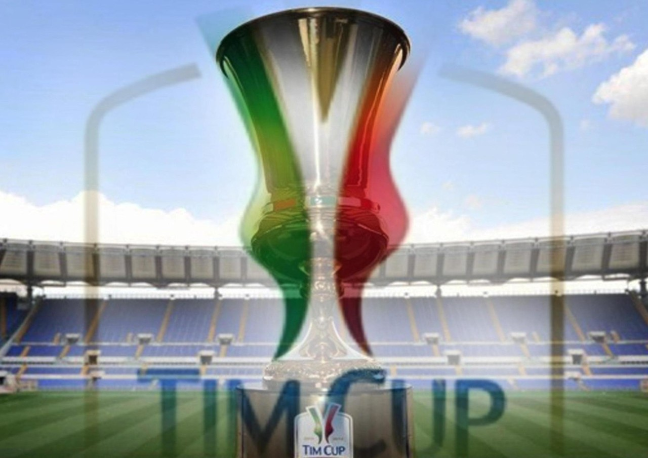 Coppa Italia, ci siamo! Ecco il tabellone